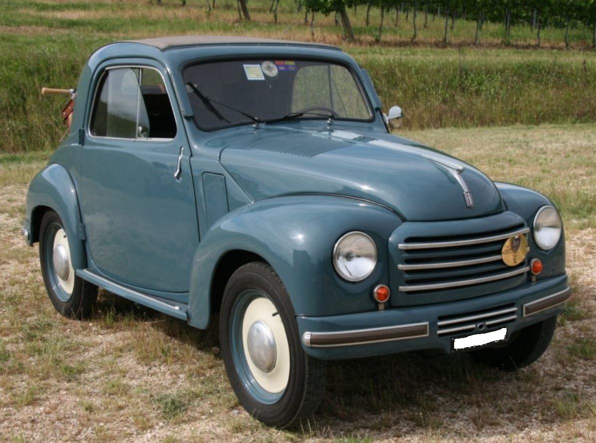 cassia old cars vendita auto fiat 500 c topolino. Black Bedroom Furniture Sets. Home Design Ideas
